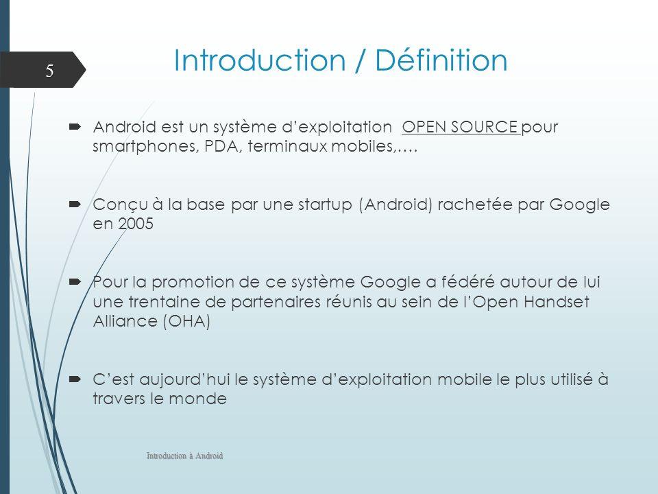 Introduction / Définition