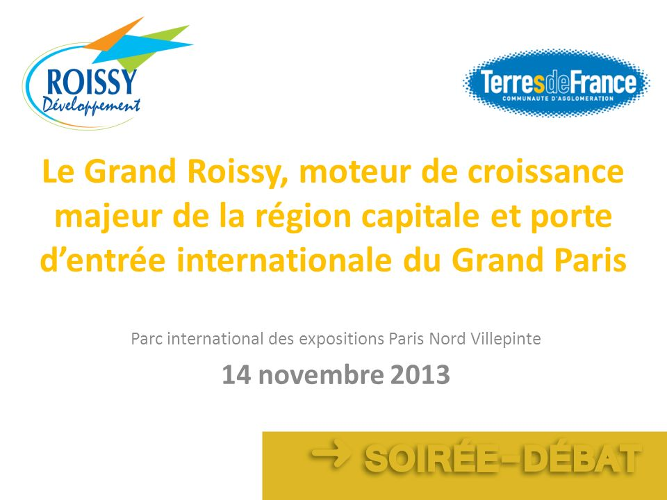 Parc international des expositions Paris Nord Villepinte