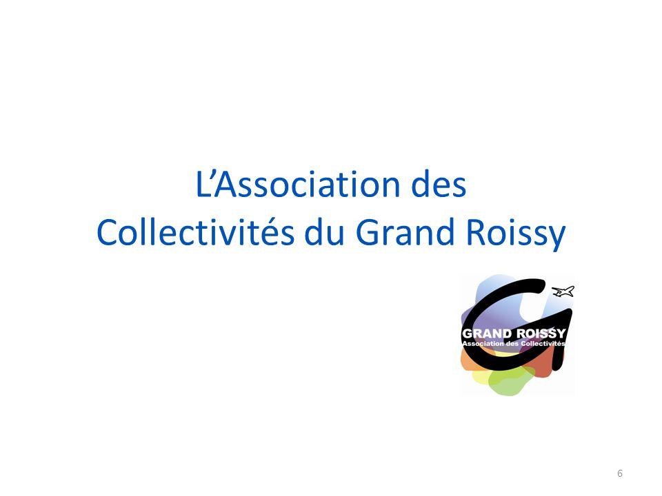 L'Association des Collectivités du Grand Roissy