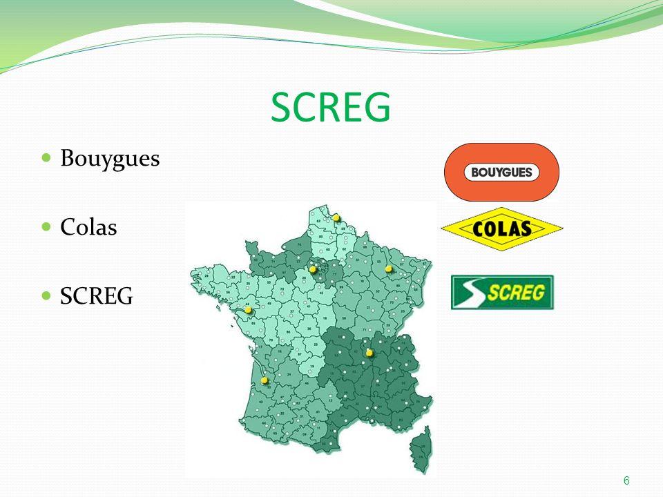 SCREG Bouygues Colas SCREG