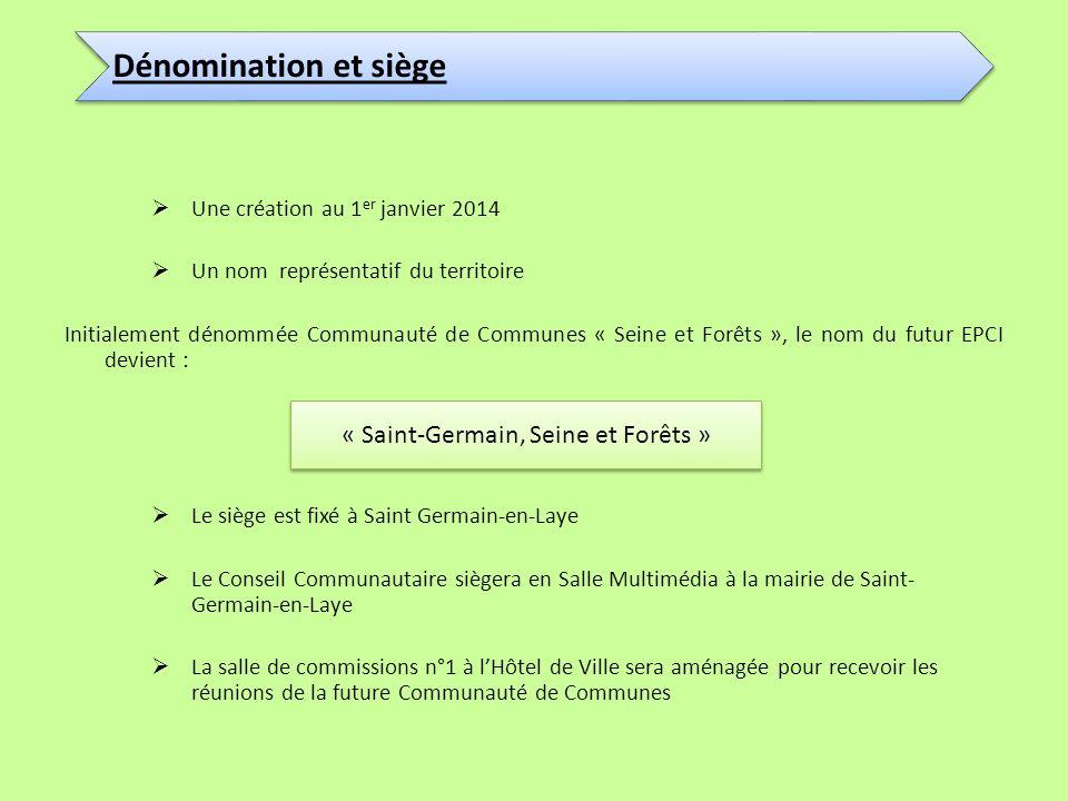 « Saint-Germain, Seine et Forêts »