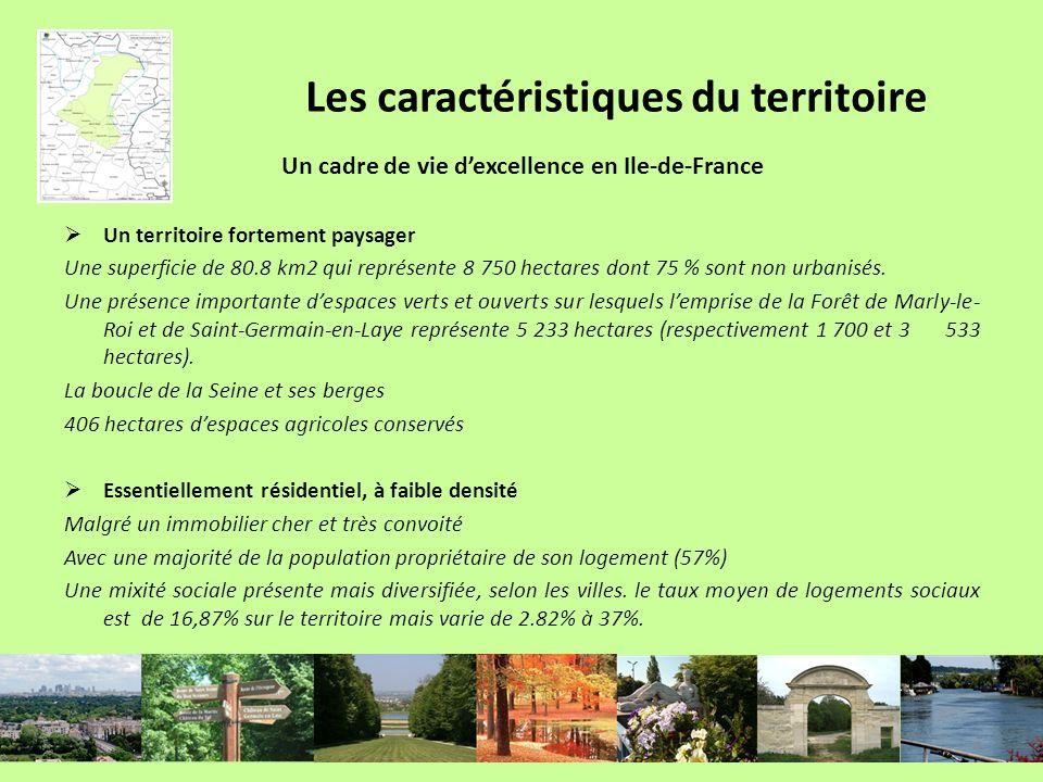Un cadre de vie d'excellence en Ile-de-France