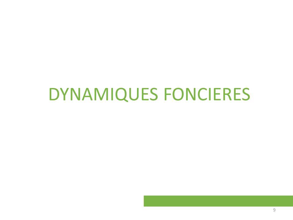 DYNAMIQUES FONCIERES