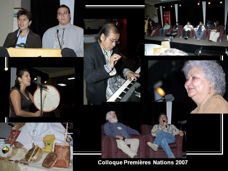 Colloque Premières Nations 2007