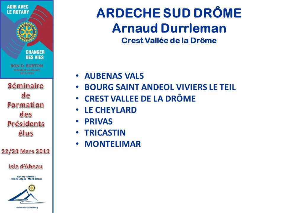 Crest Vallée de la Drôme