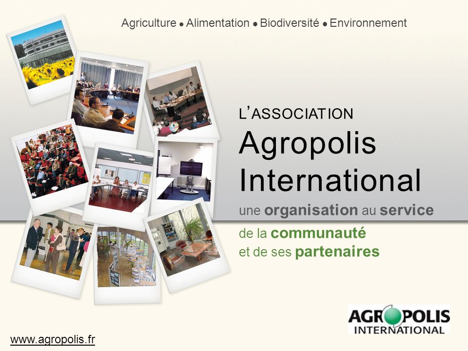 Agriculture  Alimentation  Biodiversité  Environnement