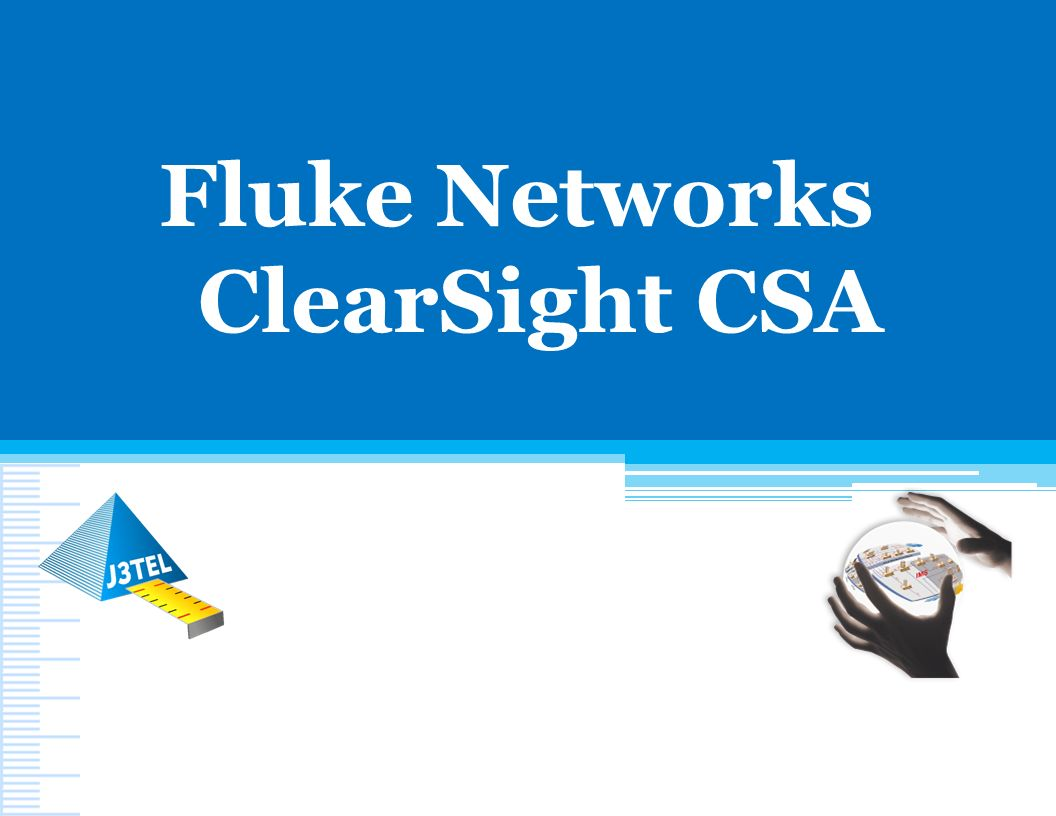 Fluke Networks ClearSight CSA