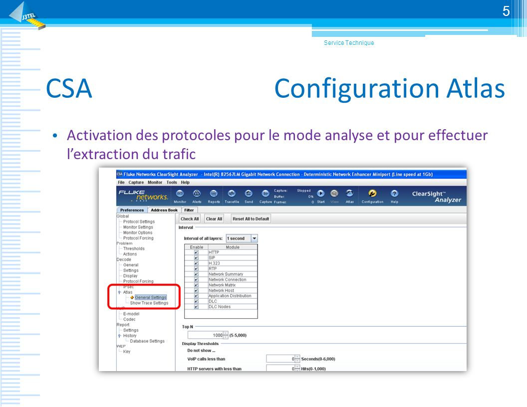 CSA Configuration Atlas