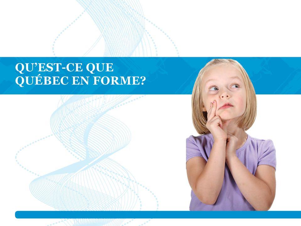 Une organisation qui cible les jeunes québécois de la naissance à 17 ans.