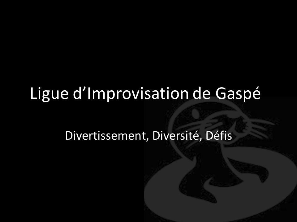 Ligue d'Improvisation de Gaspé