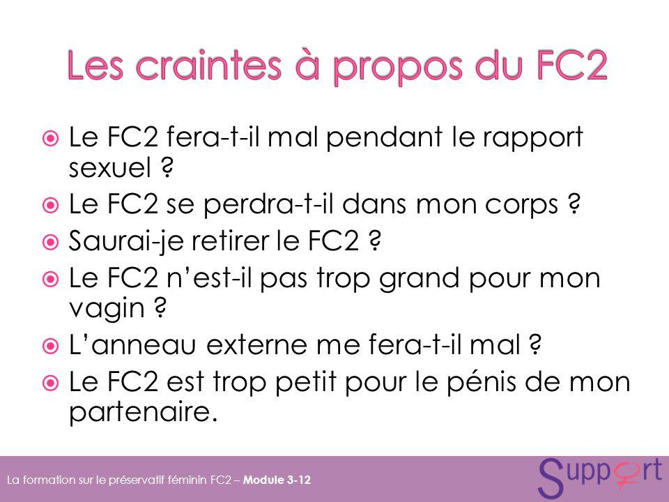 Les craintes à propos du FC2