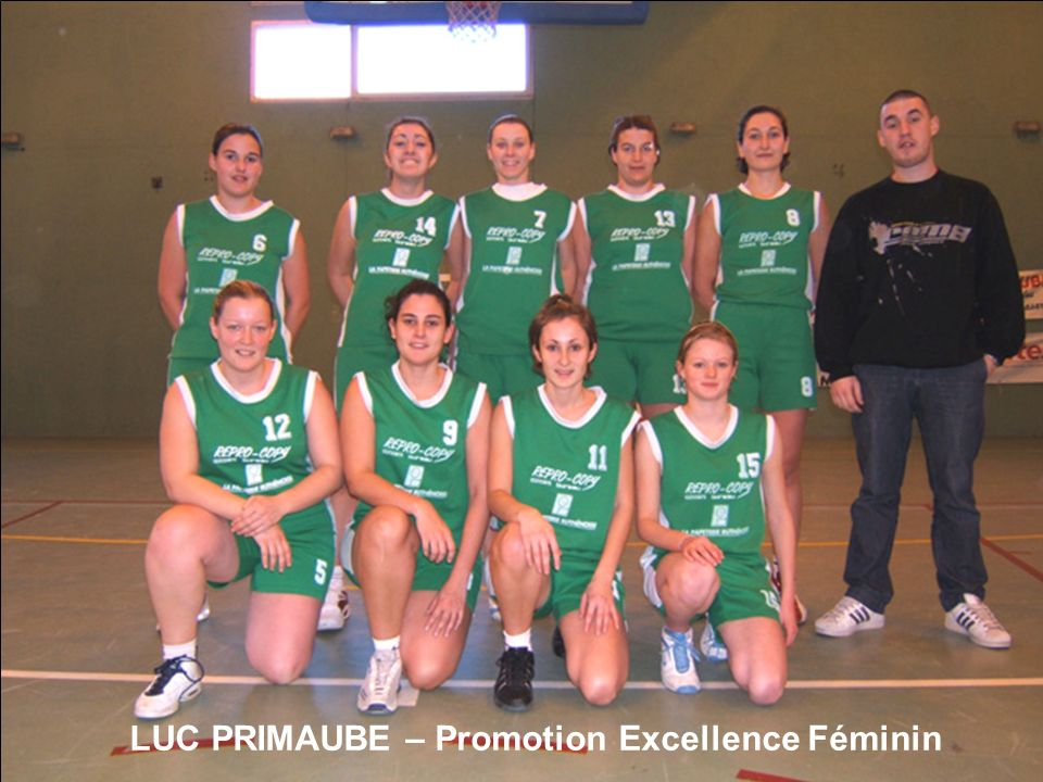 LUC PRIMAUBE – Promotion Excellence Féminin