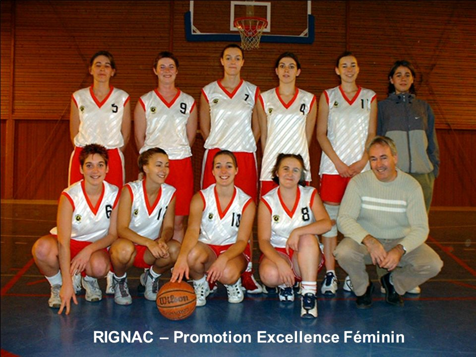 RIGNAC – Promotion Excellence Féminin