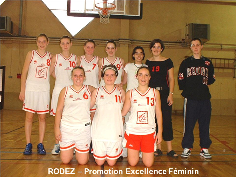 RODEZ – Promotion Excellence Féminin