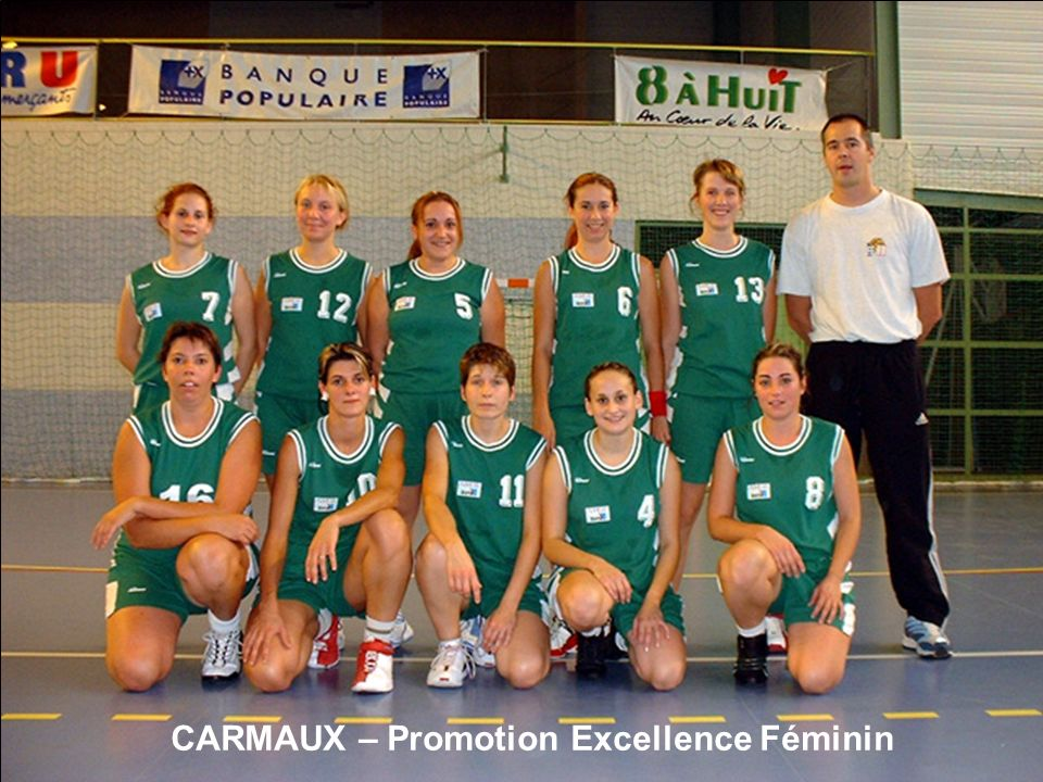 CARMAUX – Promotion Excellence Féminin