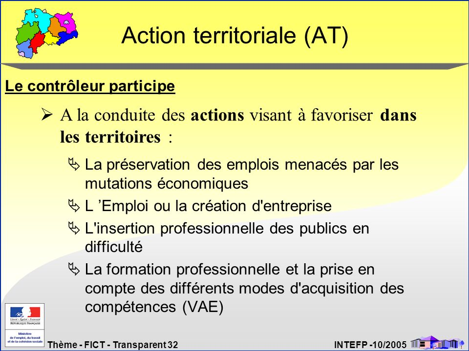 Action territoriale (AT)