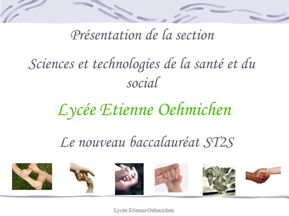Lycée Etienne Oehmichen