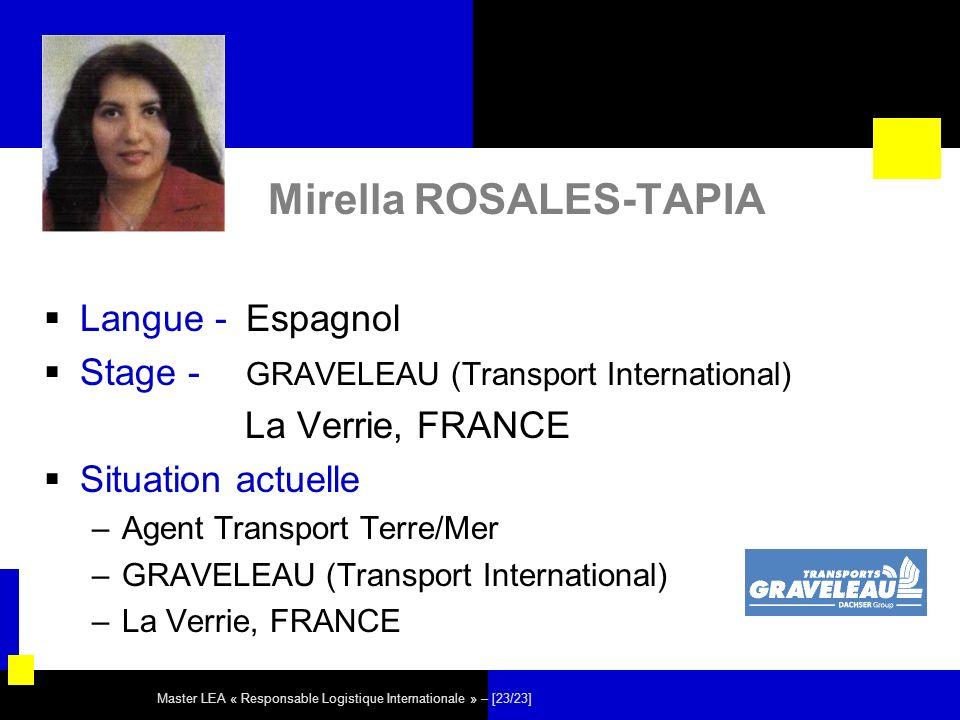 Mirella ROSALES-TAPIA