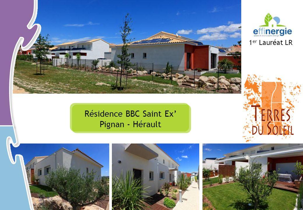 Résidence BBC Saint Ex' Pignan - Hérault
