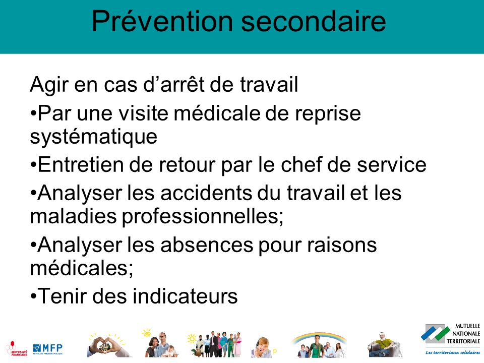 Prévention secondaire