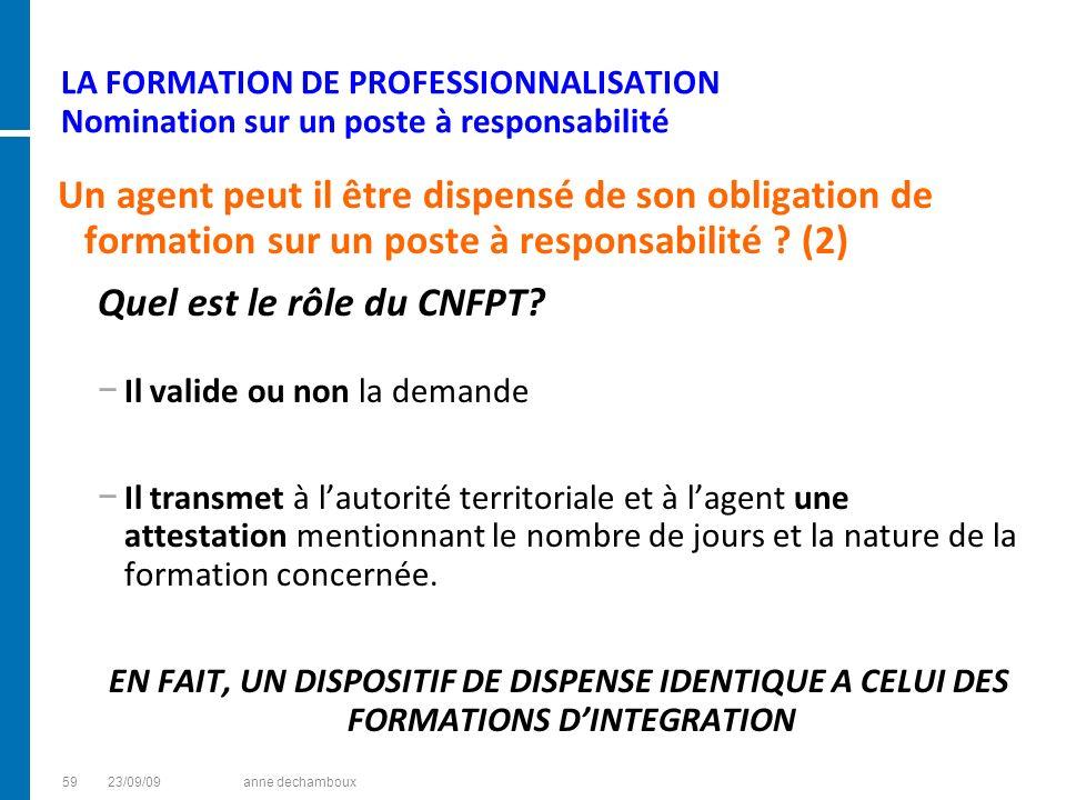 Quel est le rôle du CNFPT
