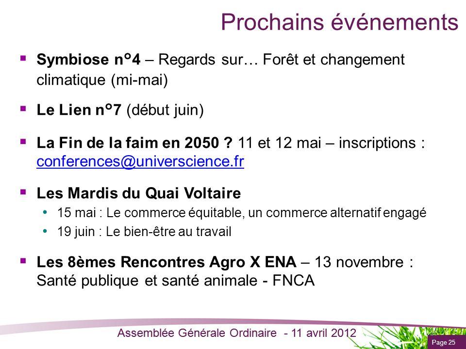 Prochains événements Symbiose n°4 – Regards sur… Forêt et changement climatique (mi-mai) Le Lien n°7 (début juin)