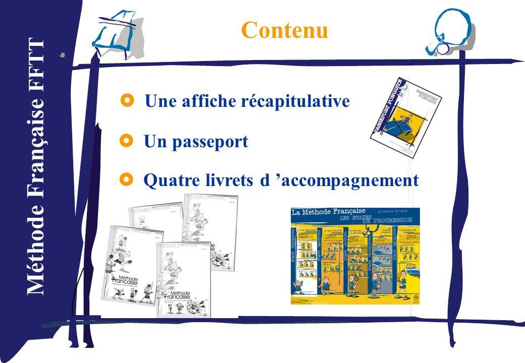 Contenu Une affiche récapitulative Un passeport