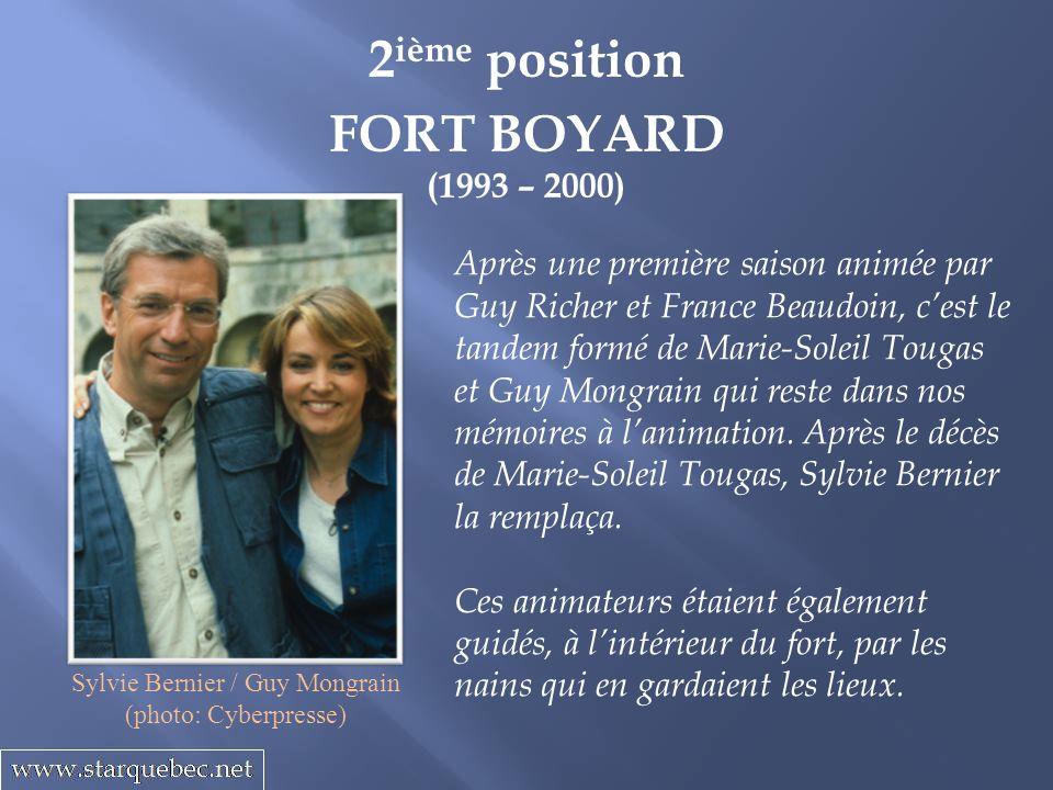 Sylvie Bernier / Guy Mongrain