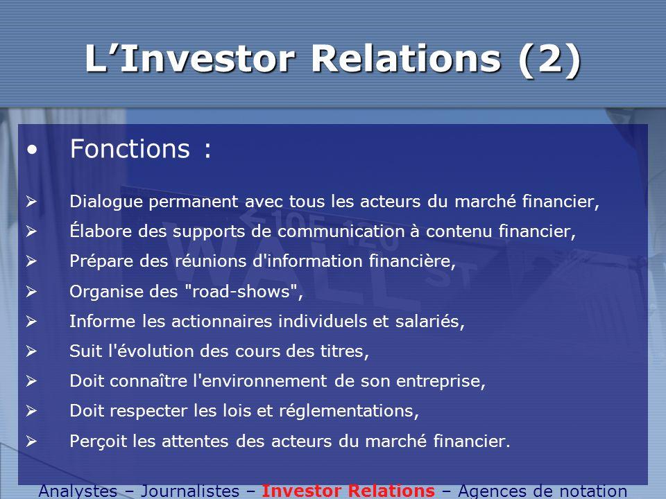 L'Investor Relations (2)