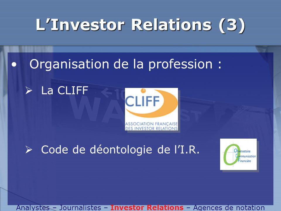L'Investor Relations (3)
