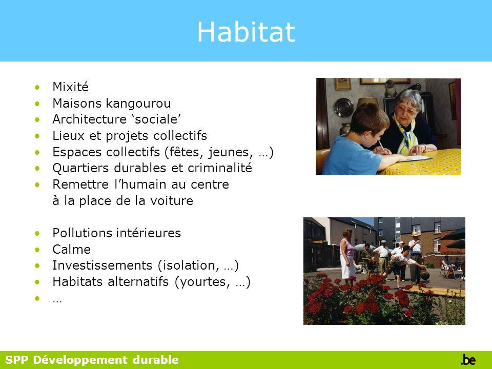 Habitat Mixité Maisons kangourou Architecture 'sociale'