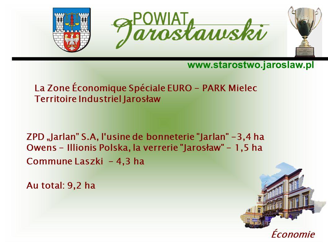 La Zone Économique Spéciale EURO - PARK Mielec