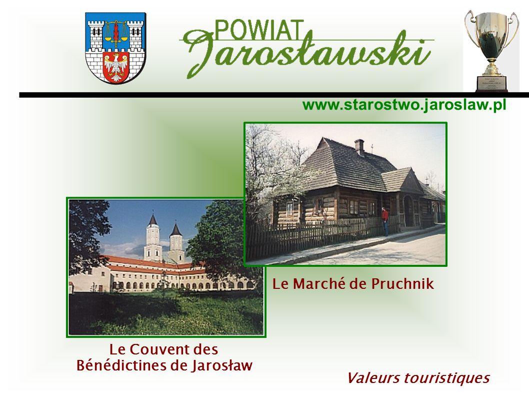 Le Couvent des Bénédictines de Jarosław