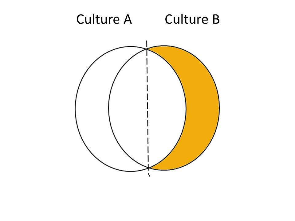 Culture A Culture B