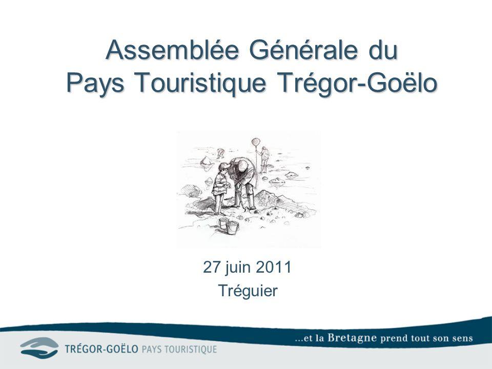 Assemblée Générale du Pays Touristique Trégor-Goëlo