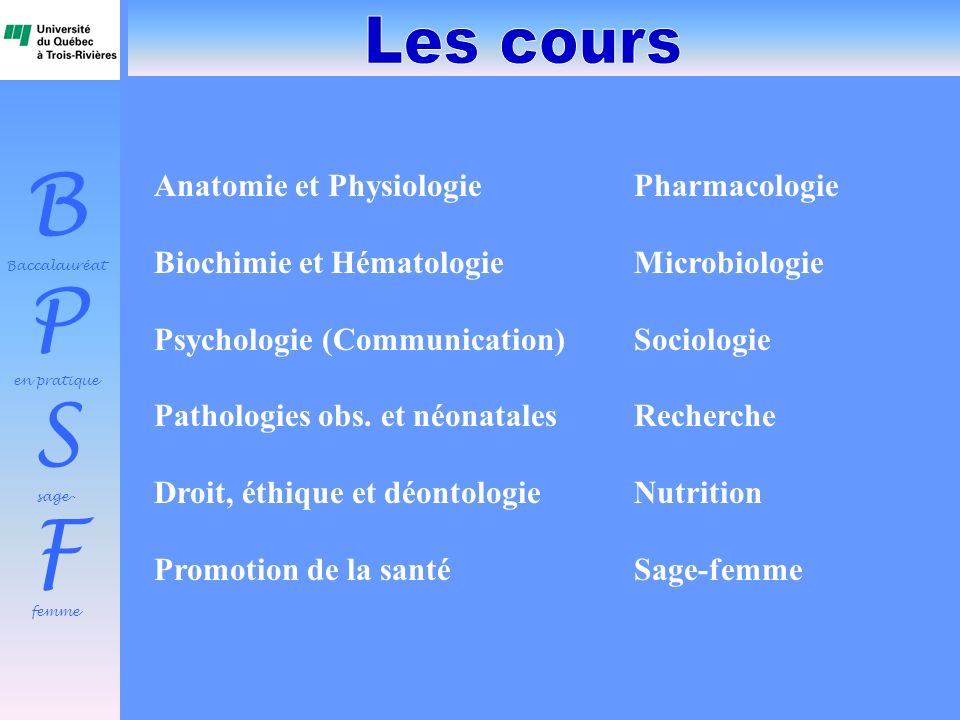 Les cours Anatomie et Physiologie Pharmacologie