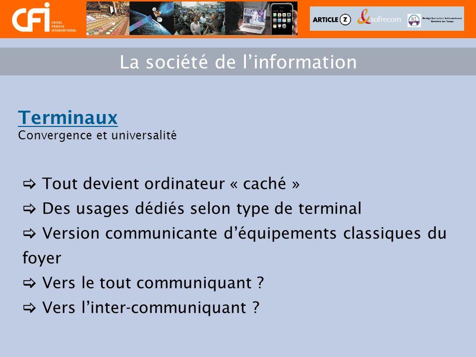 La société de l'information