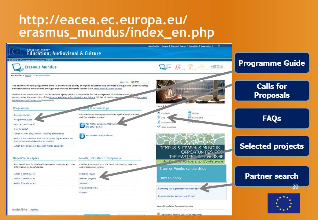 http://eacea.ec.europa.eu/ erasmus_mundus/index_en.php