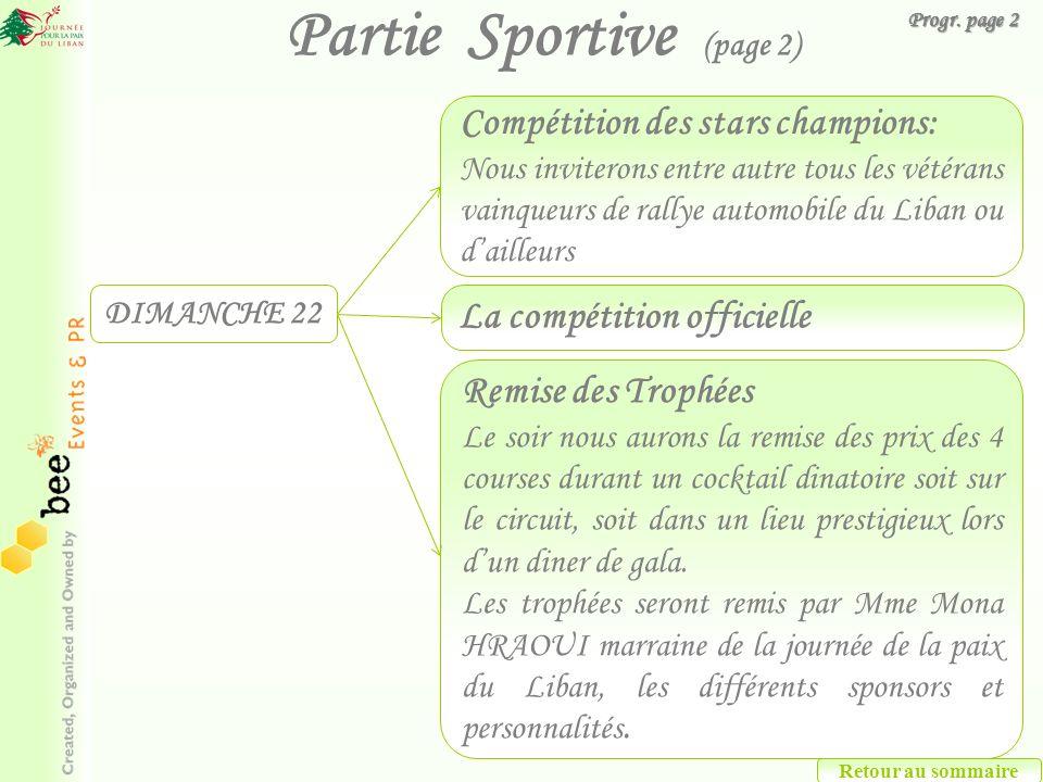 Partie Sportive (page 2)