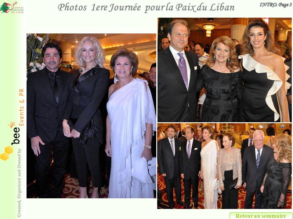 Photos 1ere Journée pour la Paix du Liban