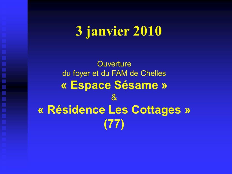 « Résidence Les Cottages » (77)