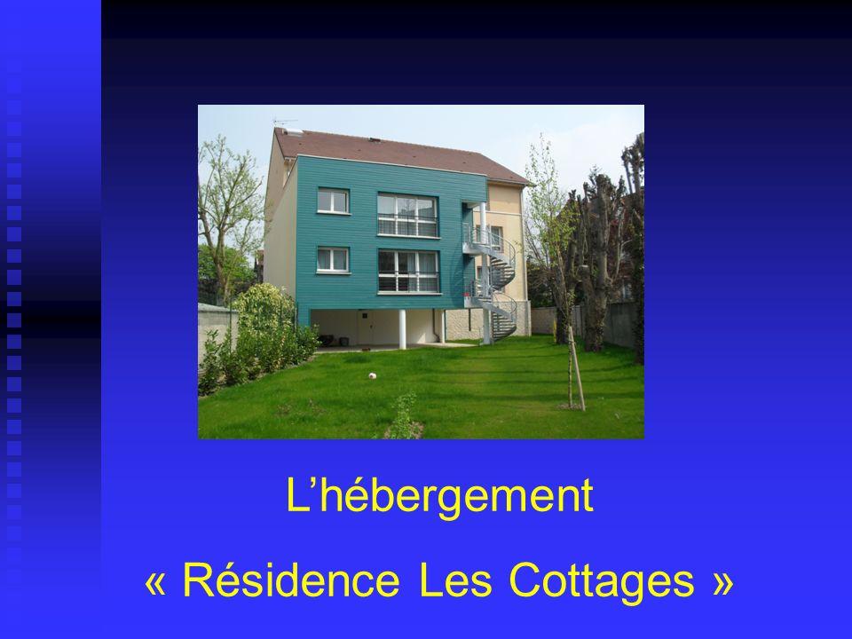 « Résidence Les Cottages »