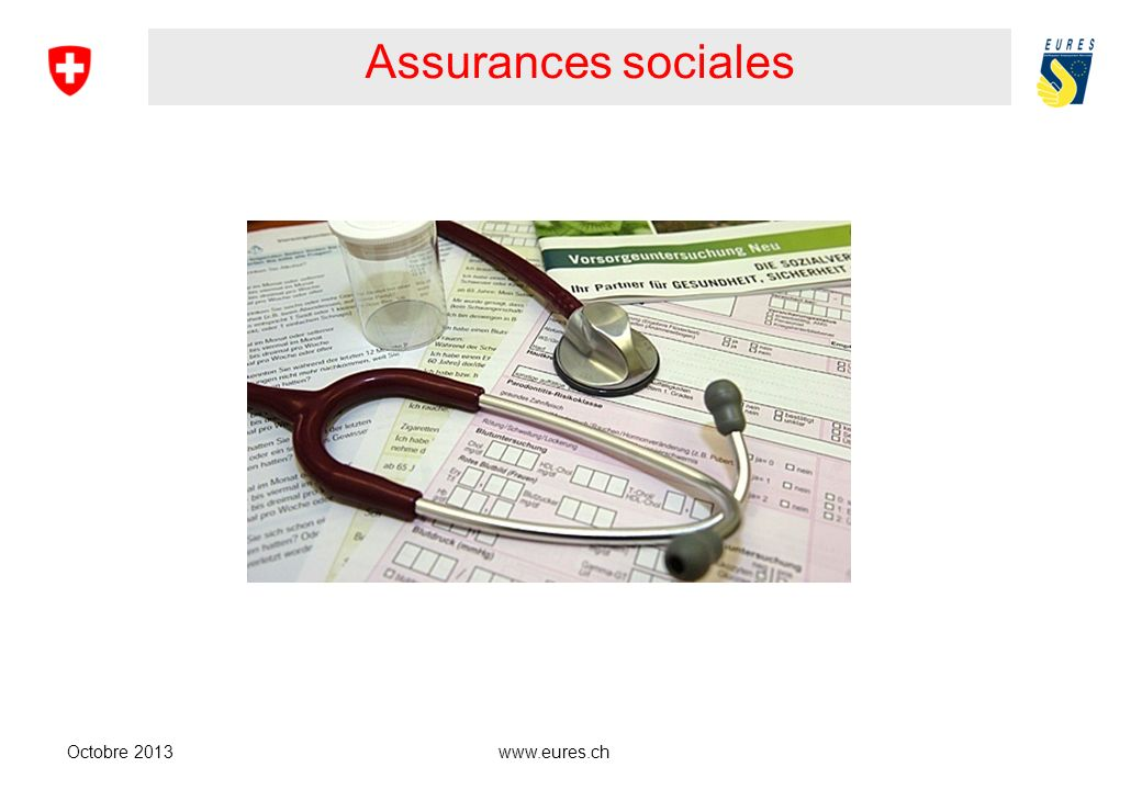 Assurance maladie Obligation de s'assurer