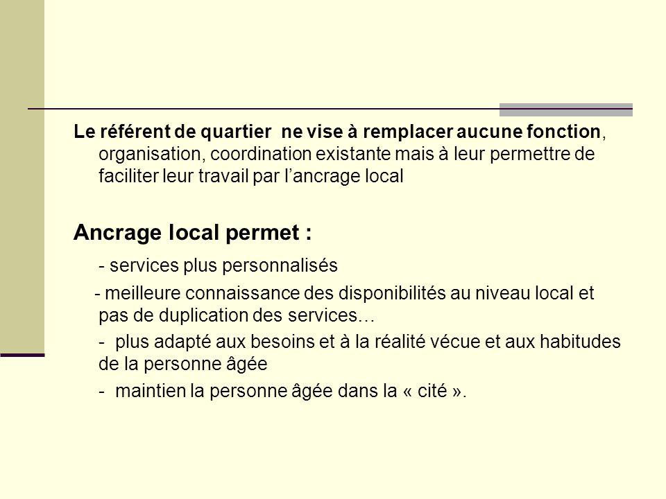 - services plus personnalisés