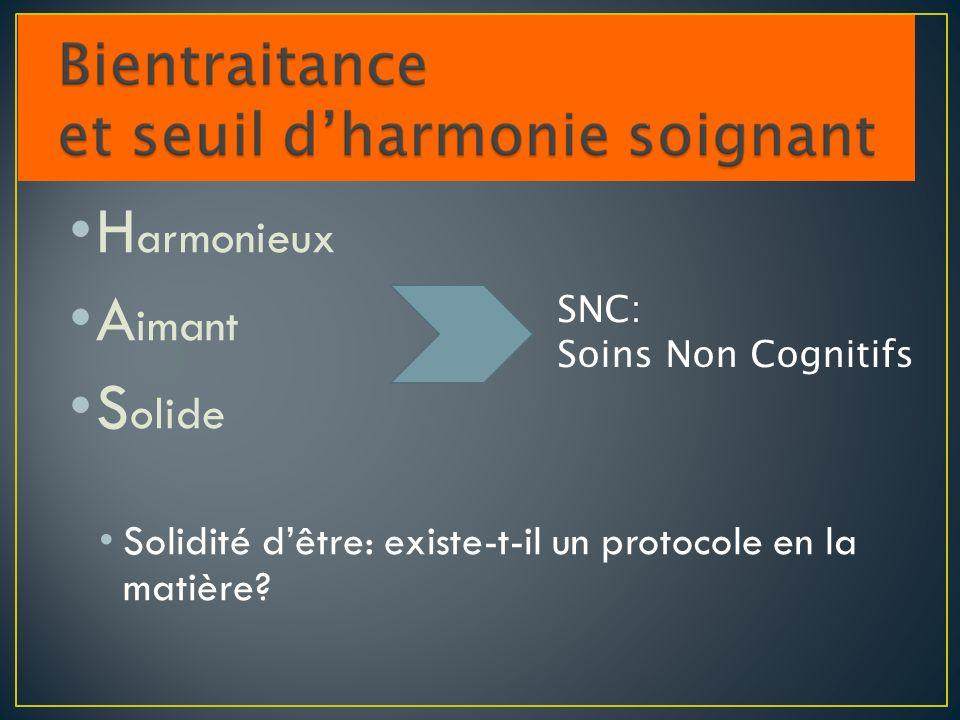 Harmonieux Aimant Solide