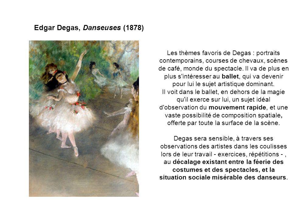 Edgar Degas, Danseuses (1878)