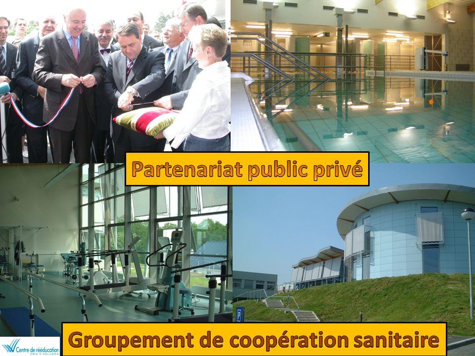 Partenariat public privé Groupement de coopération sanitaire