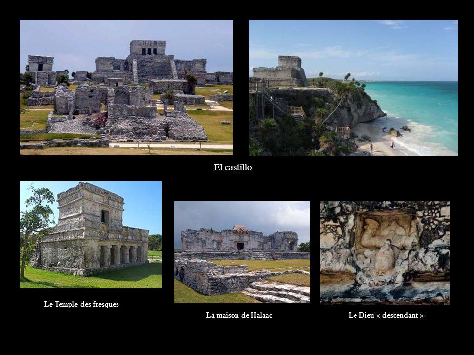 El castillo Le Temple des fresques La maison de Halaac