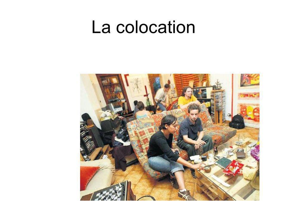 La colocation