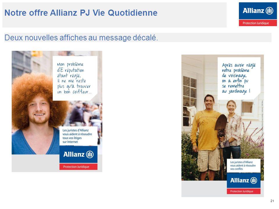 Notre offre Allianz PJ Vie Quotidienne